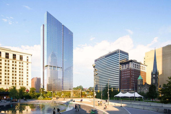 Picture for Sherwin-Williams HQ groundbreaking date set