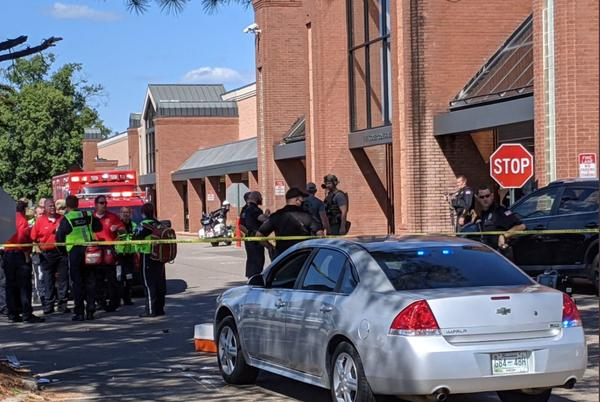 Picture for Collierville, TN Kroger shooting kills 2, including shooter, injures 12 more