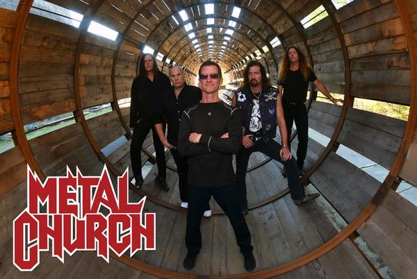 """Picture for Metal Church Clarify Statement Regarding the Death of Mike Howe, Say They Weren't Discussing """"Vaccinations, COVID or Politics"""""""