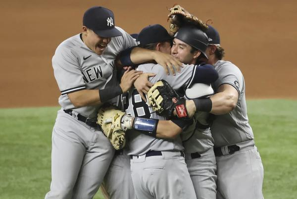 Picture for The Yankees' five best starts of 2021