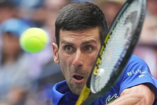 Picture for Novak Djokovic was after tennis history. Then he collided with the sport's future.