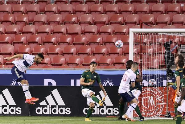 Picture for Whitecaps have a striker problem, but a good one to have