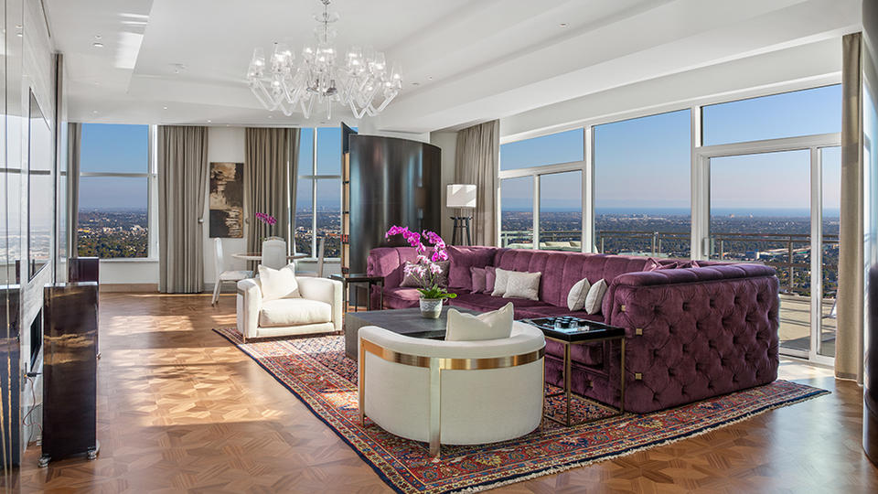 Picture for Home of the Week: Inside the $21 Million LA Penthouse Designed by Roberto Cavalli