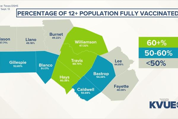 Picture for 7.3% of Austin-Travis County deaths between Jan. 1 and Sept. 10 were fully vaccinated people