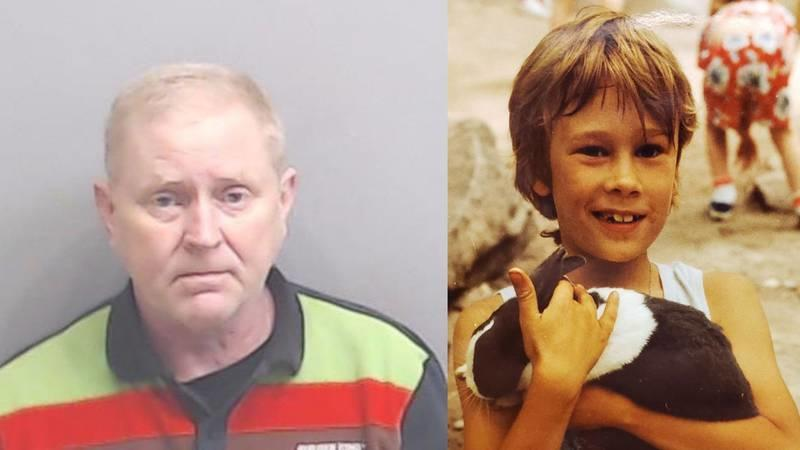 Picture for 1988 cold case: Man arrested, charged in murder of 8-year-old boy