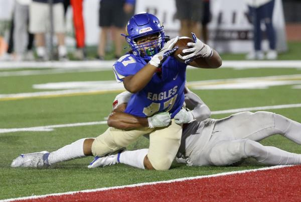 Picture for The Times' high school football rankings
