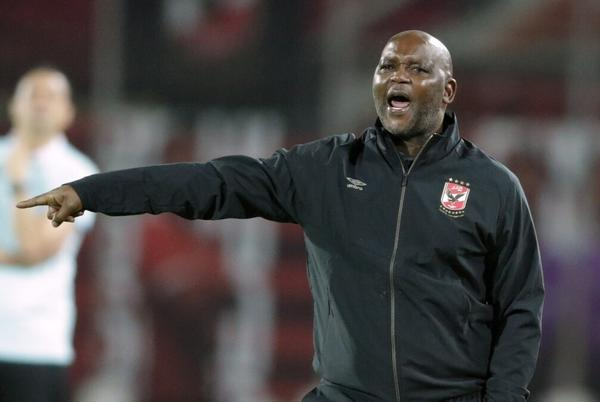 Picture for Mosimane names the Al Ahly squad for USGN encounter
