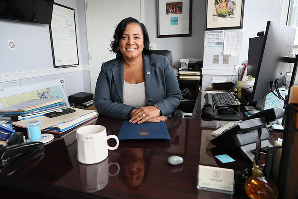 Picture for Rachael Rollins confirmation vote for US attorney to be delayed by GOP senator
