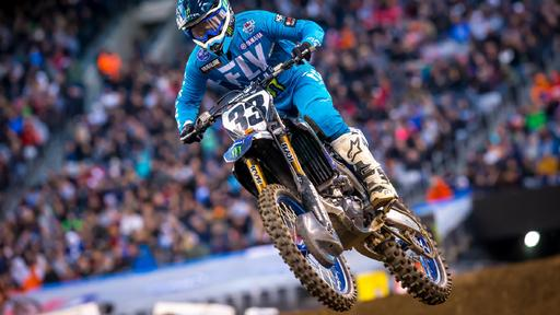 2021 AMA Supercross and Motocross Top 100 and Career Numbers
