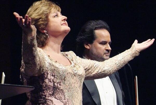 Picture for Farewell to the soprano Edita Gruberova, the queen of coloratura