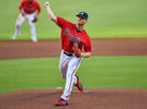 Picture for Braves: Mike Soroka is optimistic in more ways than one