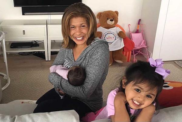 Picture for Today Show's Hoda Kotb Opens Up About the Fear of Losing Her Fiancé Over Desire to Adopt Daughters