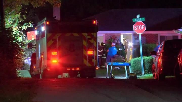 Cover for Car slams into Westmoreland County home