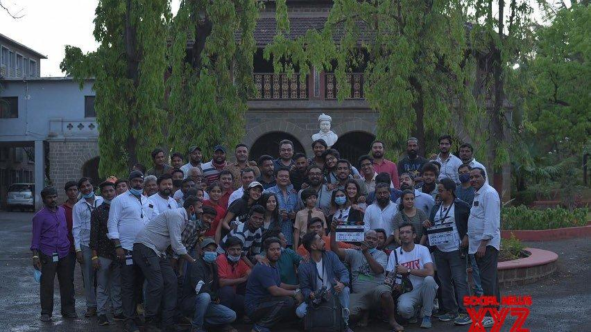 Picture for Anurag Kashyap wraps shooting of Taapsee Pannu and Pavail Gulati starrer 'DoBaaraa'