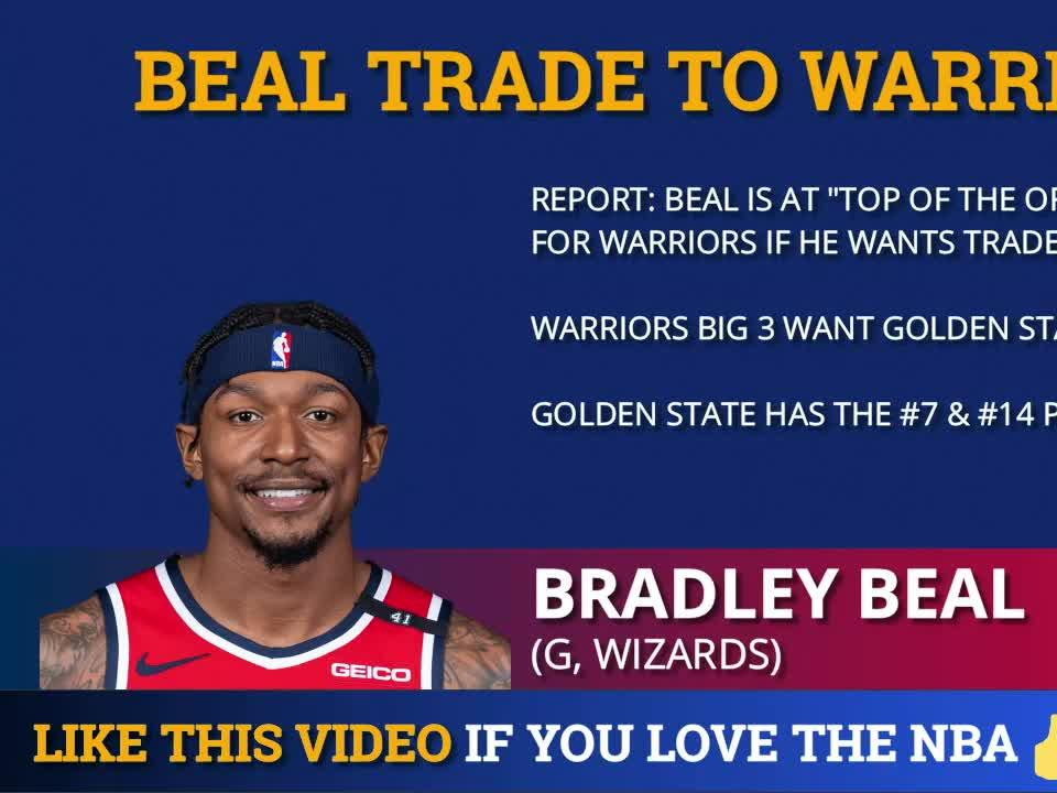 golden-state-warriors-trade-rumors-a-trade-package-to-acquire-bradley-beal-warriors-today-by-chat-sports-newsbreak