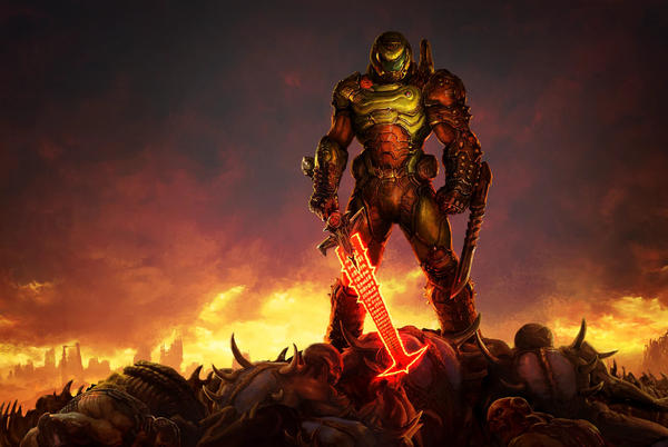 Picture for DOOM Eternal
