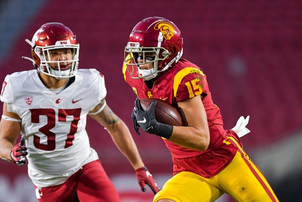 Picture for USC Football Looks To Rebound At Washington State In First Road Game