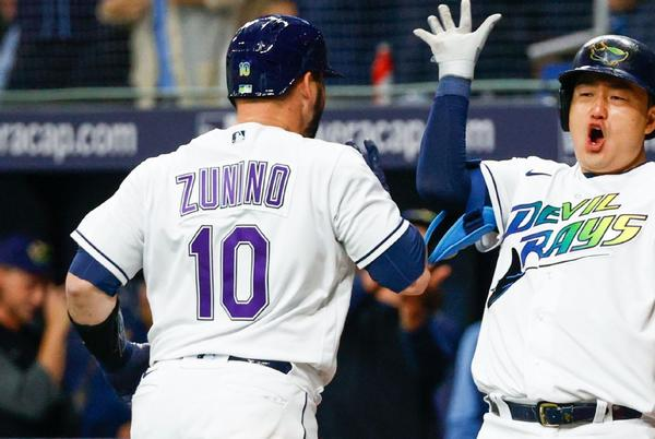 Picture for Surging Tampa Bay Rays eye October, secure second straight American League East crown