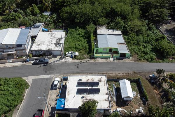 Picture for Build back solar: the Puerto Ricans who see sun as key to resist climate shocks