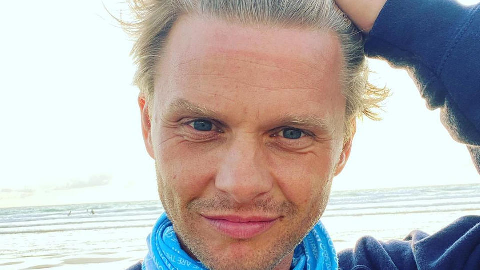 Picture for Jeff Brazier planning outdoor caravan bar and meditation space in million-pound makeover of Essex home