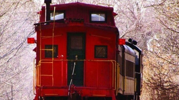 Cover for The Fall Foliage Flyer Train Ride In Indiana Is Scenic And Fun For The Whole Family