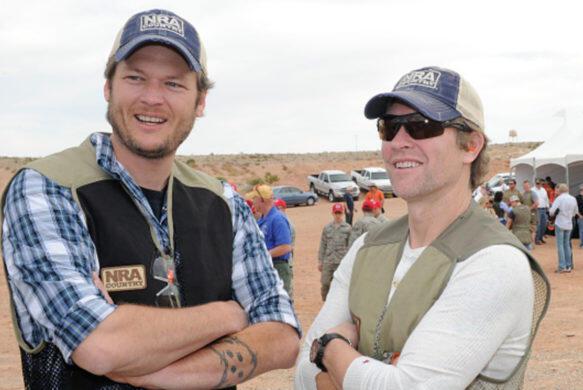 Picture for Craig Morgan Jokes That Blake Shelton Is No Longer His Favorite Hunting Buddy