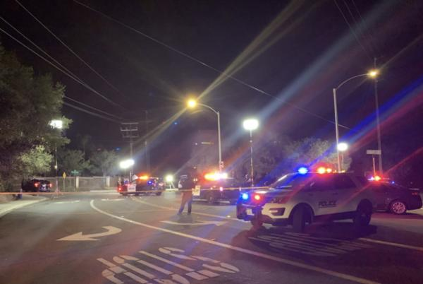 Picture for Suspect dead after officer-involved shooting in Escondido