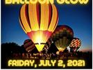 Picture for Balloon Glow celebrating America happening July 2
