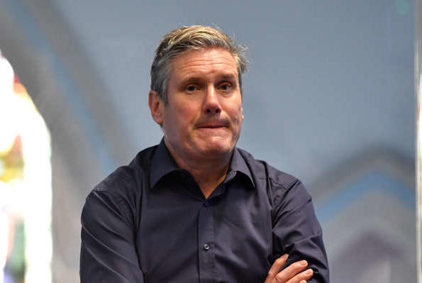 Picture for Labour group with links to Keir Starmer fined £14,250 for failing to declare donations
