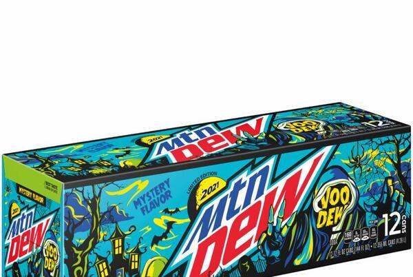 Picture for MTN DEW Voodew 2021 flavor has been revealed