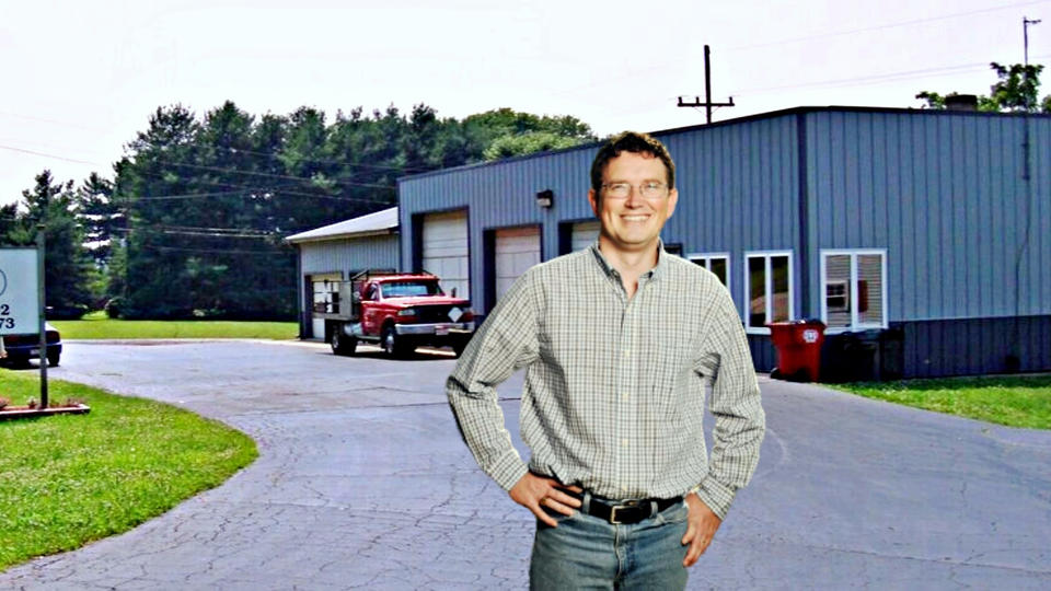 Picture for Congressman Thomas Massie Visited Arrick's Propane in  South Portsmouth, Kentucky