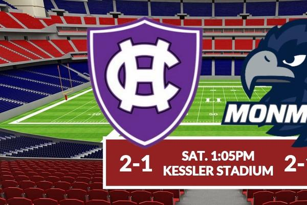 Picture for Monmouth Hawks To Host Holy Cross