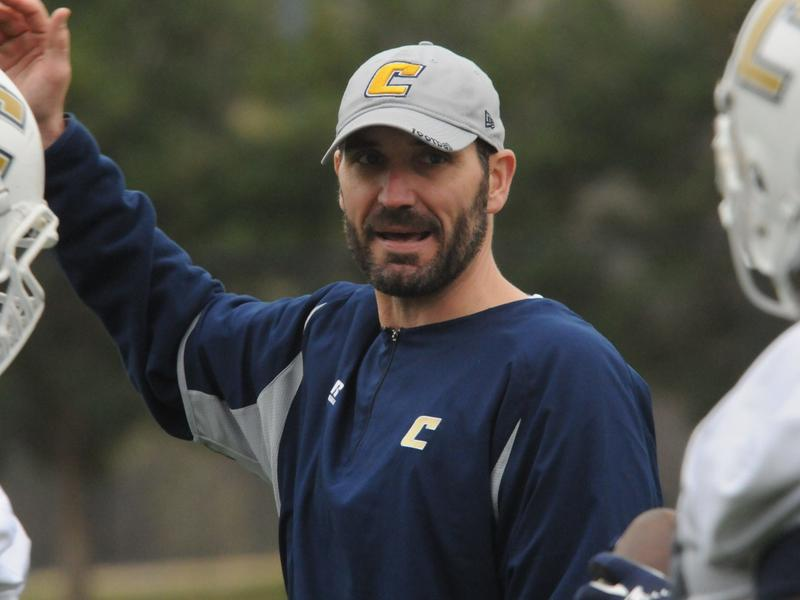 University of Tennessee at Chattanooga football assistant ...