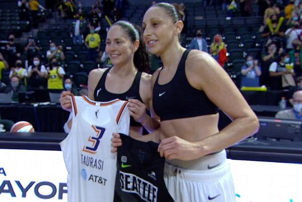 Picture for 2021 WNBA playoffs: Phoenix Mercury, Chicago Sky reach semifinals with second-round upsets