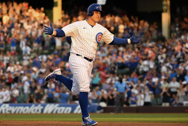 Picture for Cubs trade Anthony Rizzo to Yankees