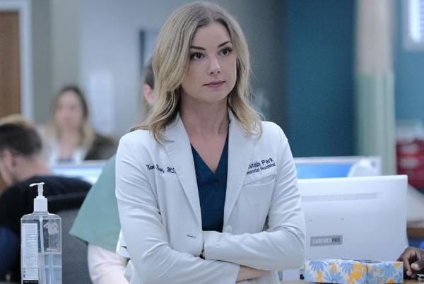 Picture for Emily VanCamp explains leaving 'The Resident'