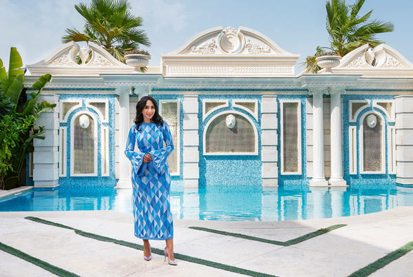 Picture for At Home With Jewellery Designer Katia Abou Samra