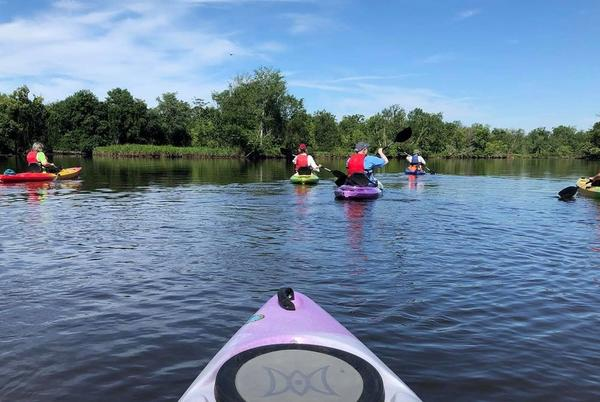 Picture for Virginia Appomattox River: FOLAR PADDLE BATTLE 2021 starts in Petersburg, ends in Hopewell
