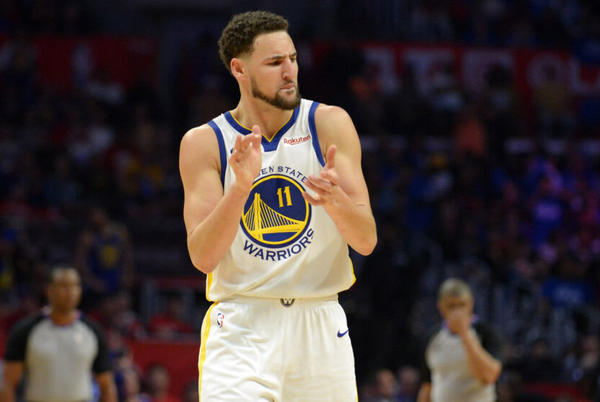 Picture for New Klay Thompson injury update is a mixed bag for the Warriors