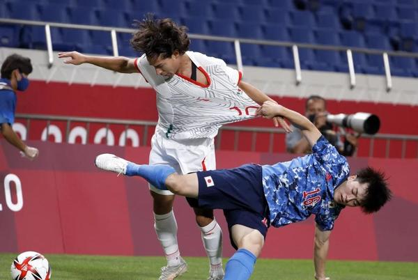 Picture for Mexico's promising Olympics start hits big bump in soccer loss to Japan