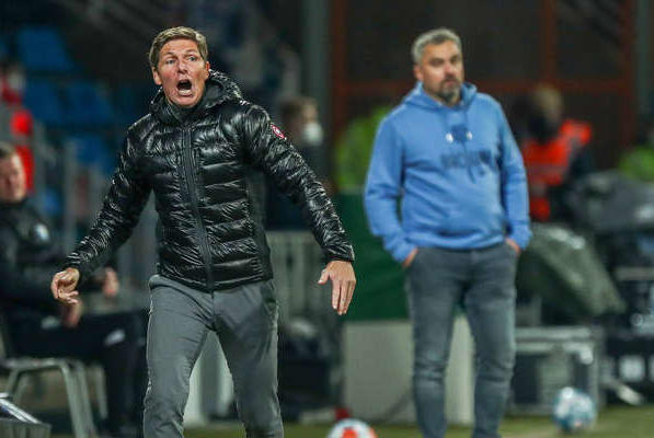 Picture for Glasner loses with Frankfurt against promoted Bochum