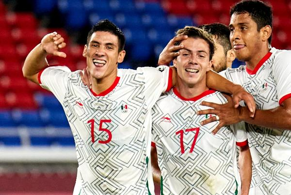 Picture for Is Mexico best soccer team at 2021 Olympics? Cordova, Martin say bring on Brazil in semifinal