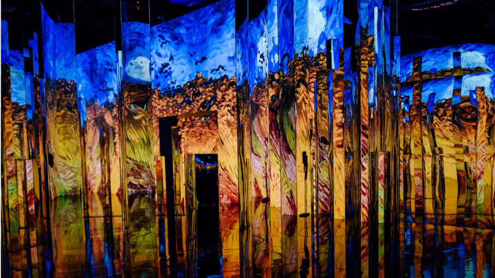 Cover for Beyond Van Gogh - The Immersive Experience! Coming Soon to Charleston