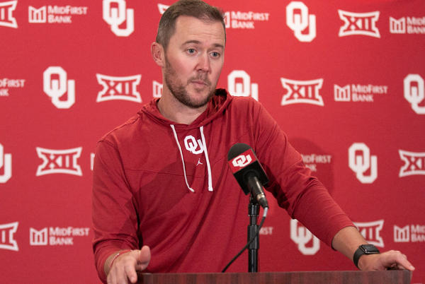 Picture for Lincoln Riley Says Oklahoma's Lack of Deep Throws are Just 'How it Played Out'