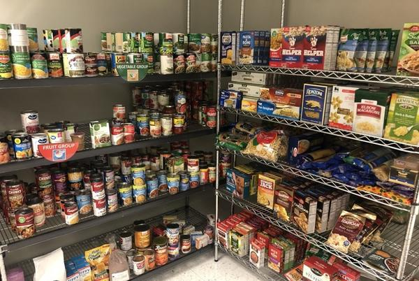Picture for Food Pantry on September 23