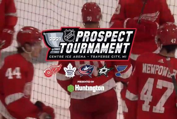 Picture for Red Wings: 5 Takeaways From the 2021 Traverse City Prospects Tournament