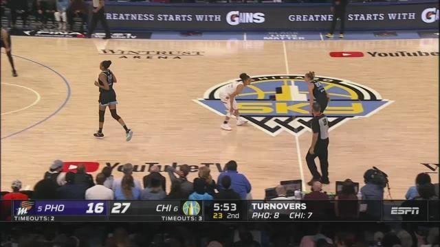 Cover for WNBA Chicago Sky   The Chicago Crowd Was Hyped During Game 3 (October 15, 2021)