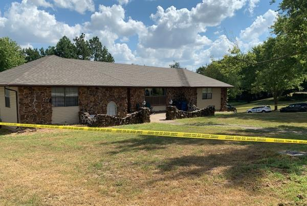 Picture for Webb City Police investigate double shooting on Colonial Drive