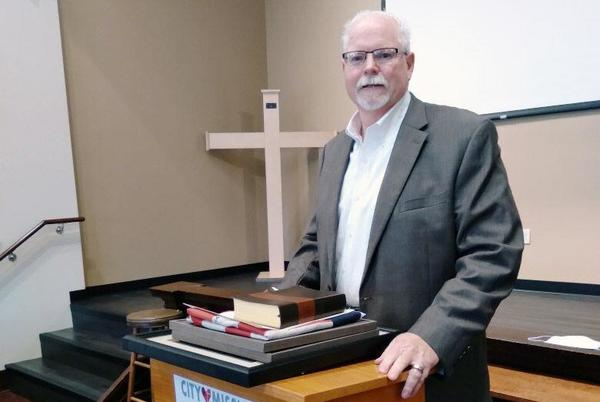 Picture for 'A firm place to stand': Washington City Mission COO recounts Sept. 11 experiences