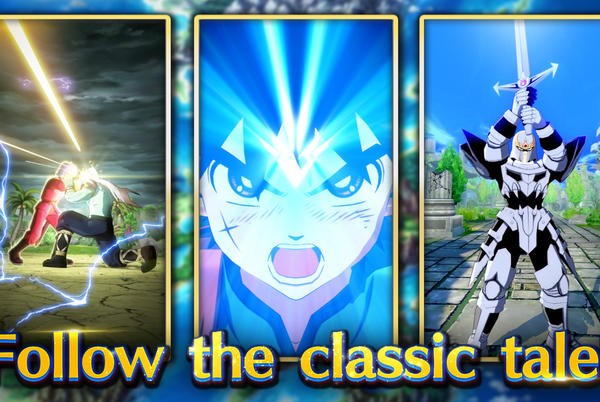 Picture for You'll be able to now obtain the JRPG Dragon Quest Dai: A Hero's Bonds free of charge on iOS and Android